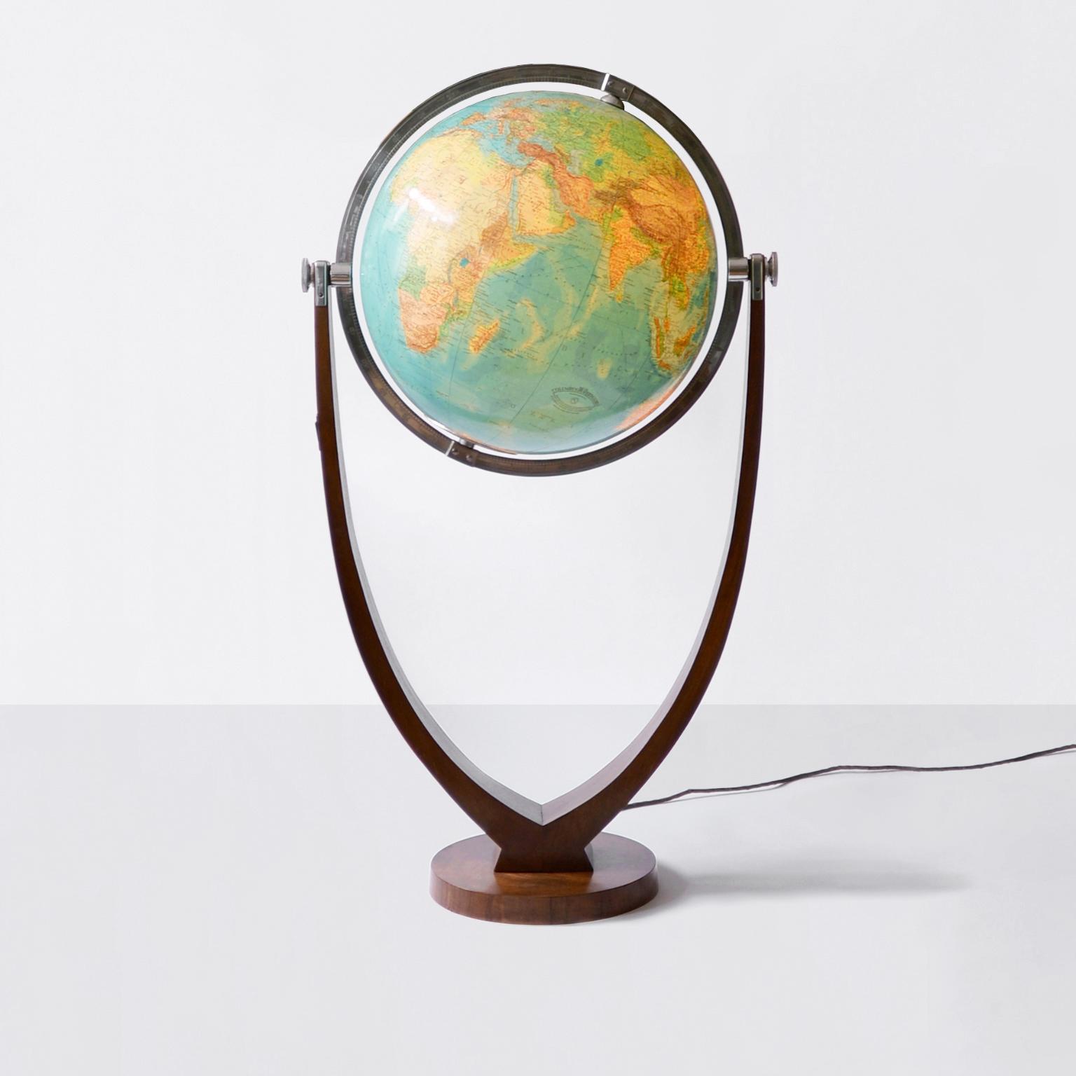 modern xx paul oestergaard adenauer globus adenauer globe. Black Bedroom Furniture Sets. Home Design Ideas
